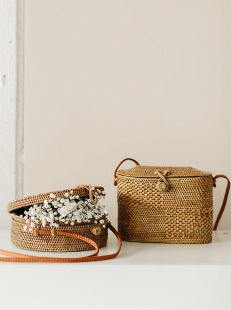 21 motivos por los que los bolsos cesta serán (otra vez) la obsesión de la primavera