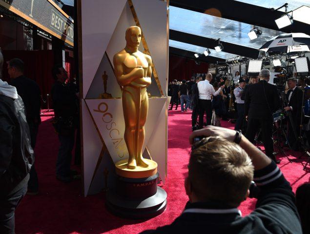 Zara viste el 'backstage' de los Oscar