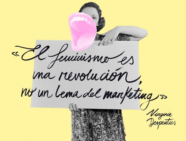 9 pancartas con frases de feministas ilustres para la huelga del 8 de marzo