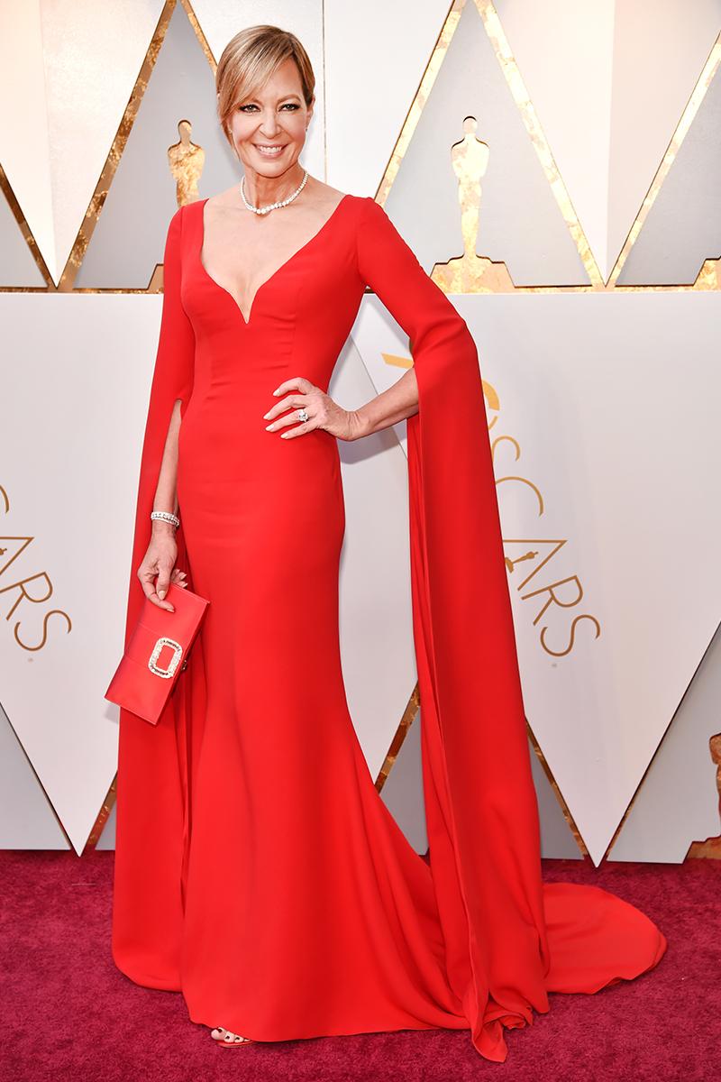 alfombra roja oscar 2018