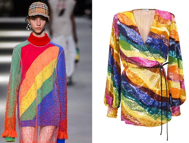 20 prendas arcoíris para poner color a los días de lluvia