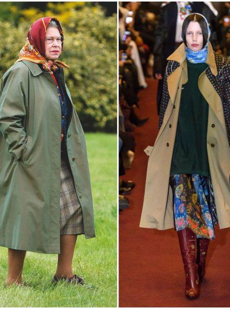 El año que Isabel II arrebató el trono de estilo a Lady Di