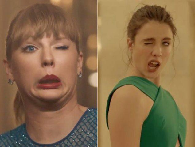 ¿Ha copiado Taylor Swift al anuncio de perfumes más viral de la historia?