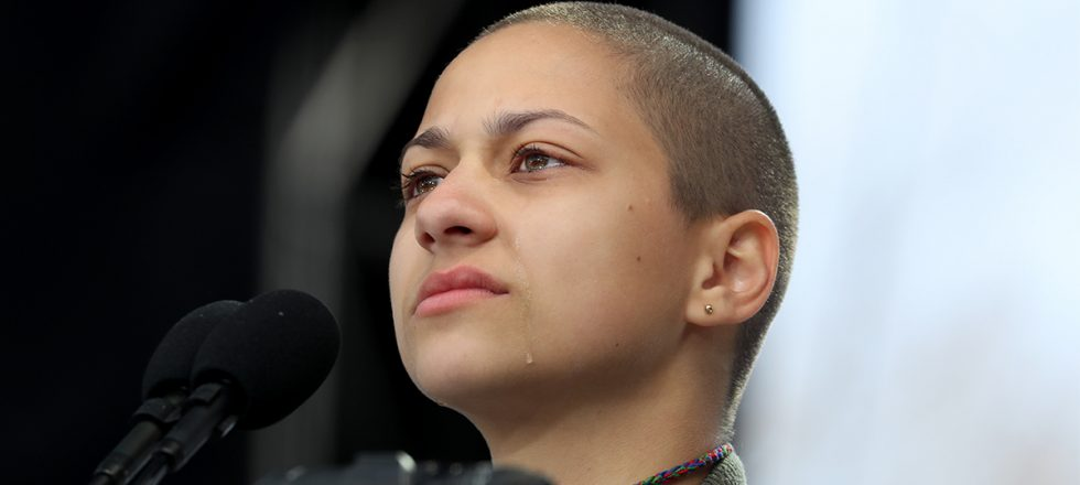 «Tengo 18 años, soy cubana y bisexual»: la historia de la adolescente que lidera el movimiento antiarmas