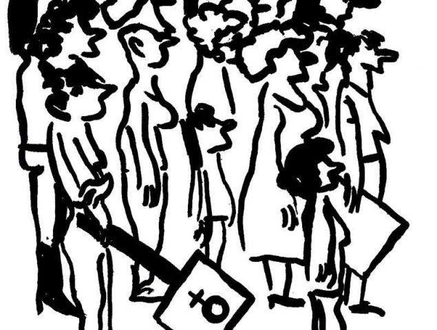 La viñeta de Flavita Banana: la huelga feminista del 8 de marzo