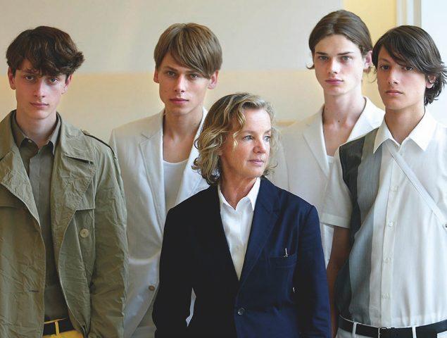 """Jil Sander: """"La moda es una artesanía que debe aprenderse"""""""