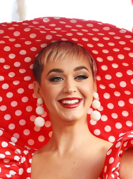 2018 no es su año: cuatro catastróficas desdichas de Katy Perry