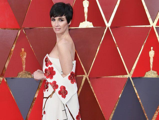 El Oscar a la originalidad se lo lleva el vestido chino de Paz Vega