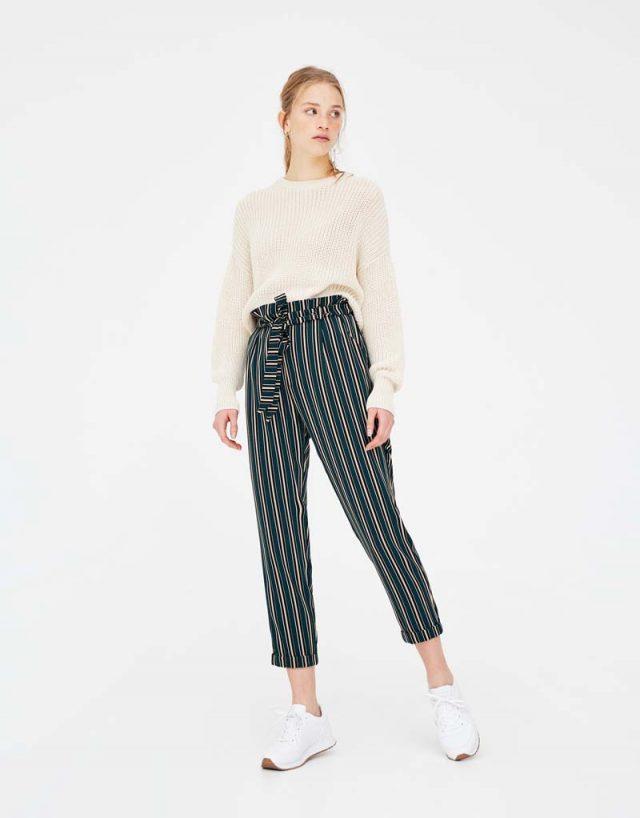 Paper Bag La Silueta Que Querras En Tus Pantalones Y Faldas Esta Temporada Moda Shopping S Moda El Pais