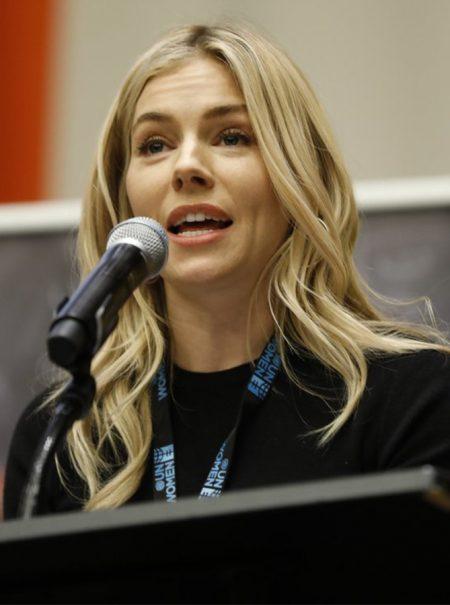 """""""El futuro será igualitario"""": el emocionante discurso de Sienna Miller en la ONU"""