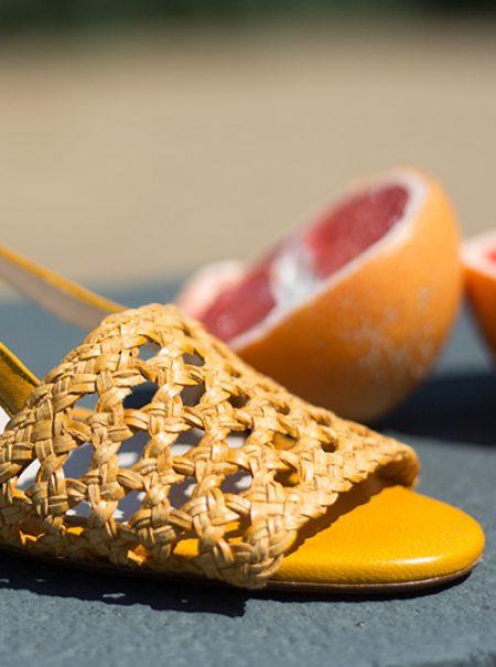 Si vas a comprarte unos zapatos esta primavera que sean estos