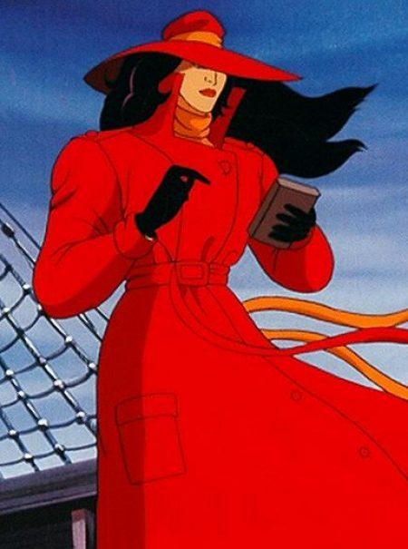Carmen Sandiego, el inesperado icono de estilo del año