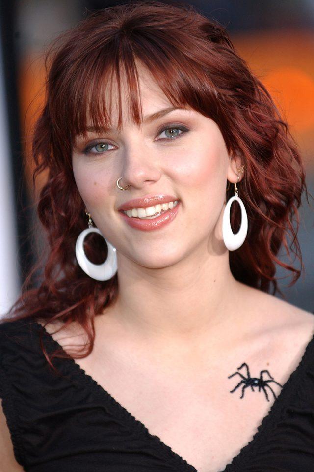 La Metamorfosis De Scarlett Johansson La Mujer Que Se