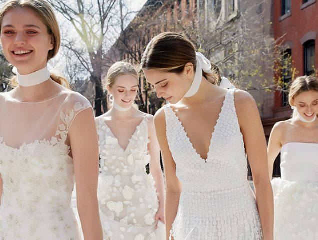Estos vestidos de novia te van a conquistar (tanto si te casas como si no)