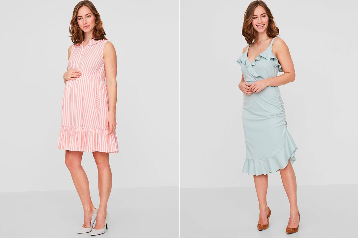 Vestidos de fiesta post parto