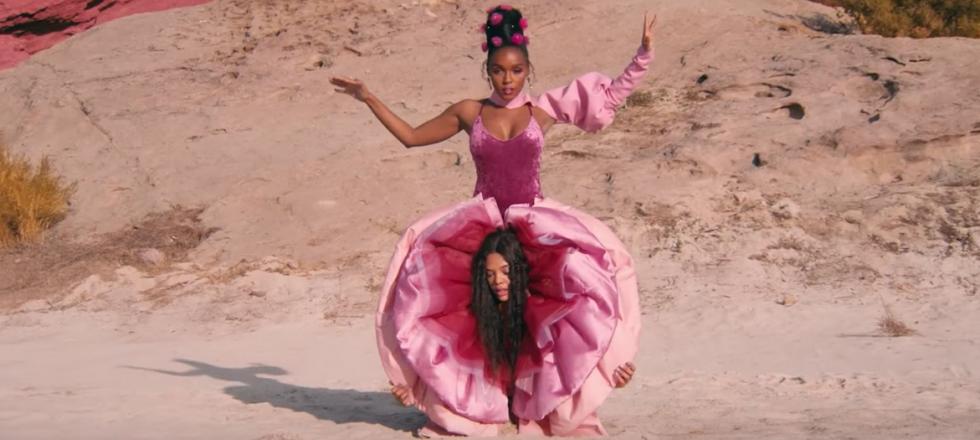 El vídeo de Janelle Monáe o la consagración de la vulva como símbolo de empoderamiento