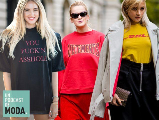 Un Podcast de Moda [1X06]: ¿Ha muerto de éxito la marca de las camisetas a 1000 euros?