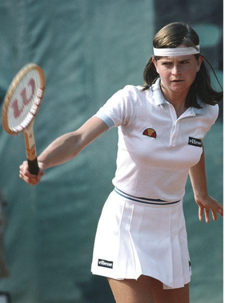 De Billie Jean King a Zara: vuelve el look clásico de tenista