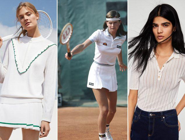 fee960277a De Billie Jean King a Zara  vuelve el look clásico de tenista ...