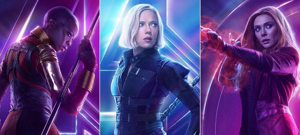 Infinity War Fotos >> Vengadores: Infinity War: Si Marvel, las mujeres también pueden salvar el mundo | Actualidad ...