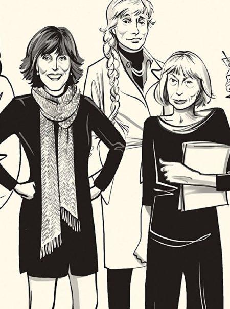 'Sharp': el club de las mujeres más listas de la fiesta