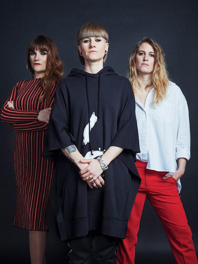 Más acción y menos palabras: 44 mujeres que luchan por la igualdad