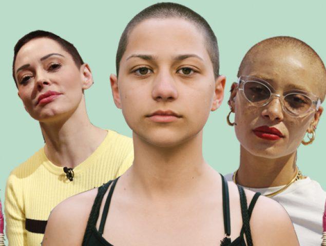 Mujeres rapadas: las humilladas del pasado son las heroínas del presente