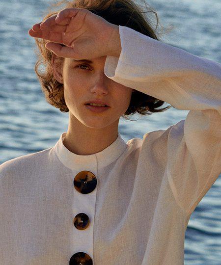 El lino es el tejido del verano: 15 prendas para no quitártelo