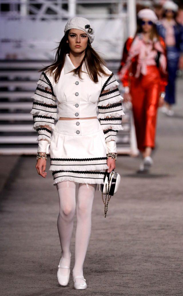 Chanel nos transporta a la Riviera Francesa