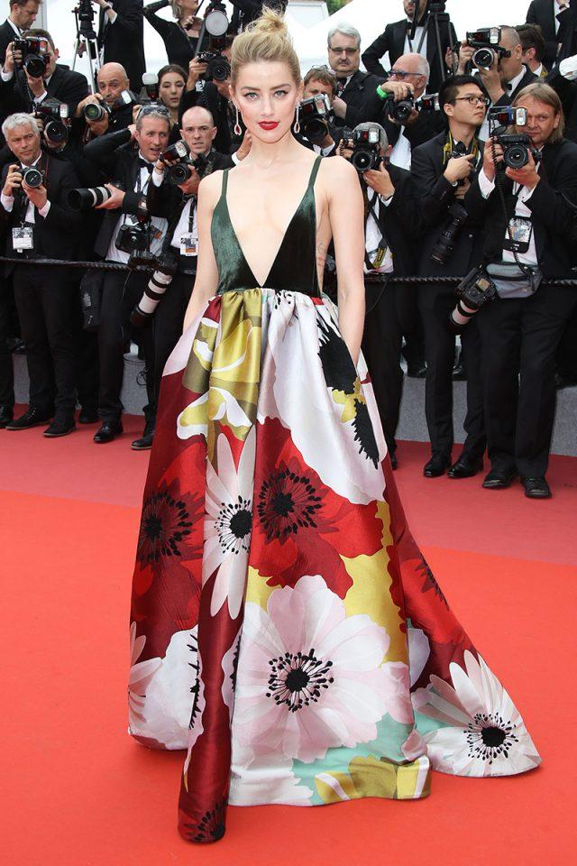 Las mejor vestidas de la alfombra roja de Cannes