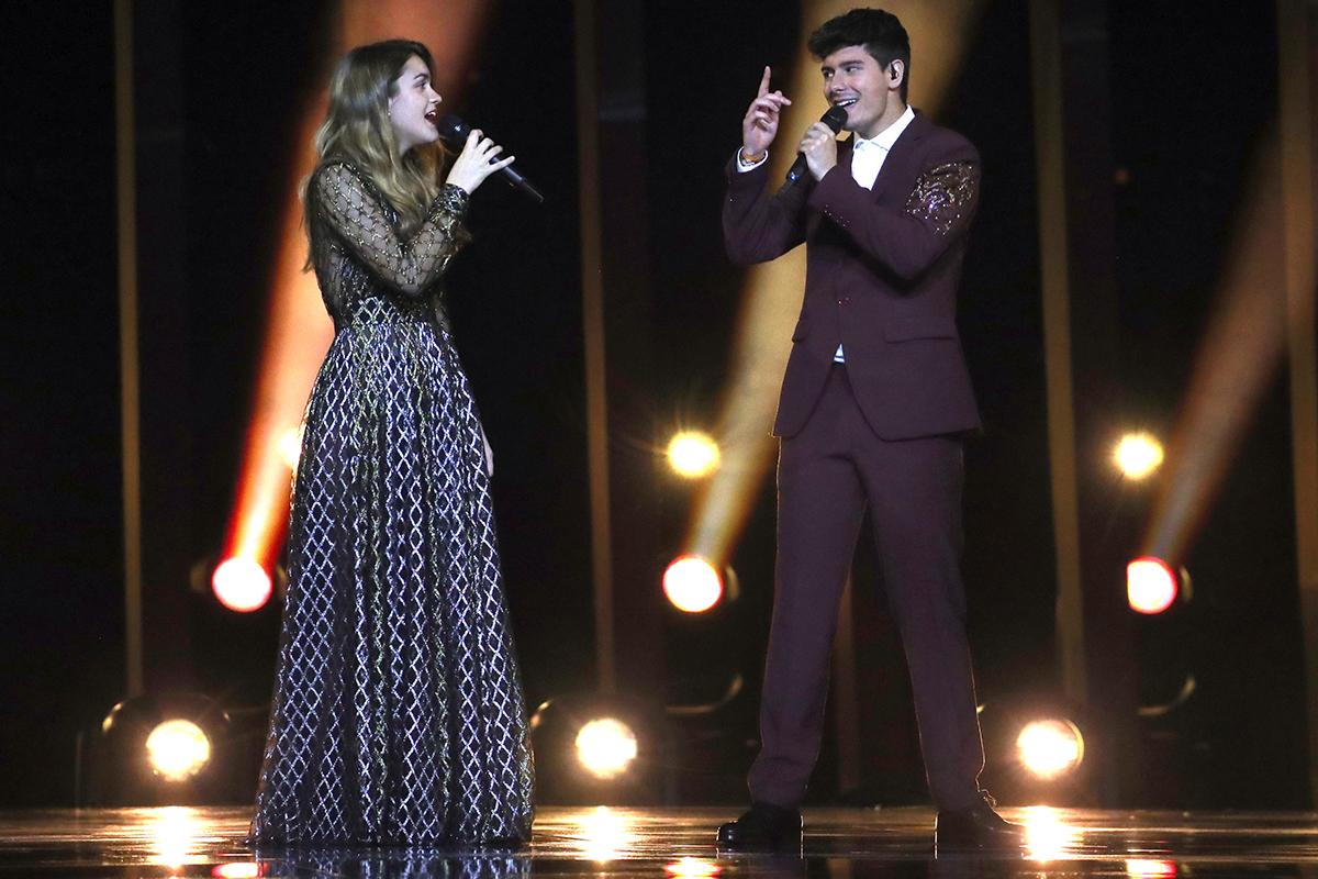 alfred y amaia eurovision