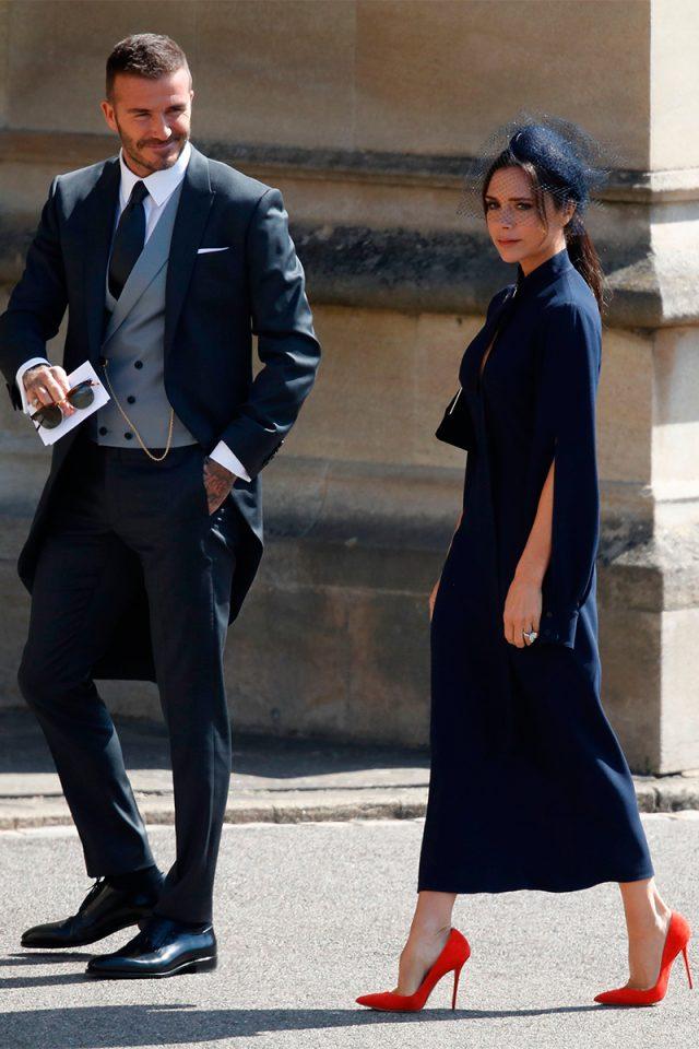 La mejor vestida boda harry