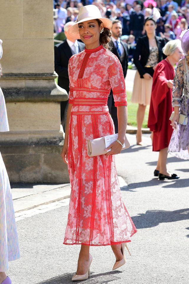 Los mejores looks de las invitadas a la boda de Meghan Markle y el ...