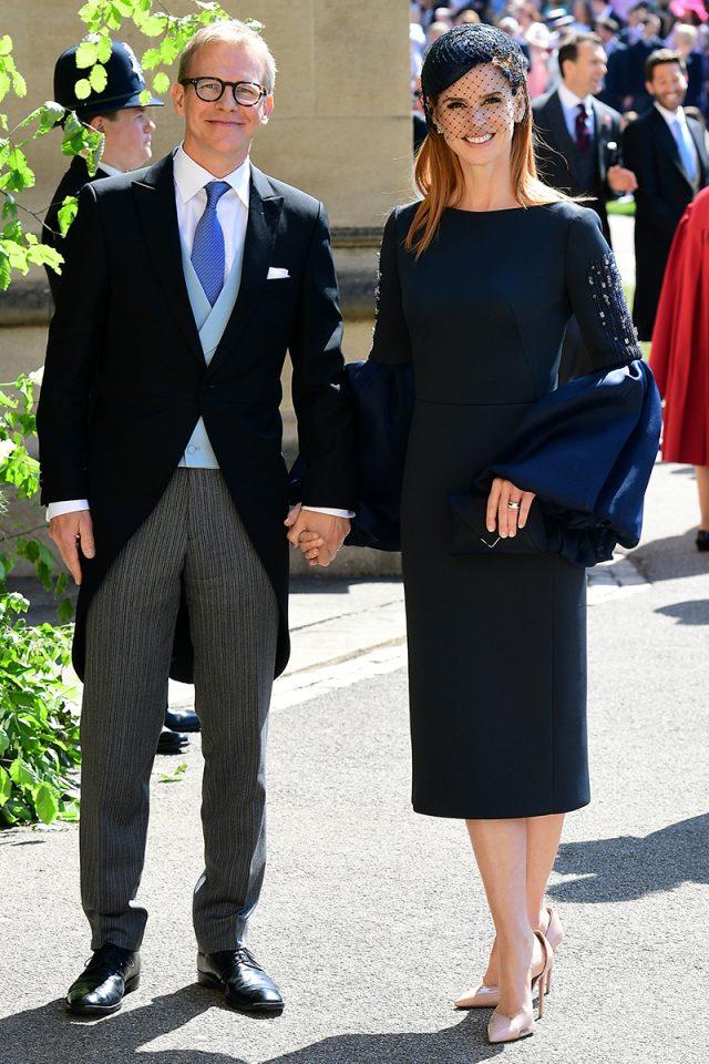 Los mejores looks de las invitadas a la boda de Meghan Markle y el príncipe Harry