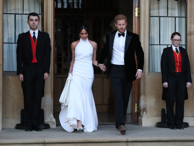 Stella McCartney firma el segundo vestido de Meghan Markle