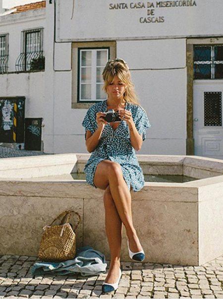 Ni francesa ni actriz: la nueva Brigitte Bardot es una bloguera sueca