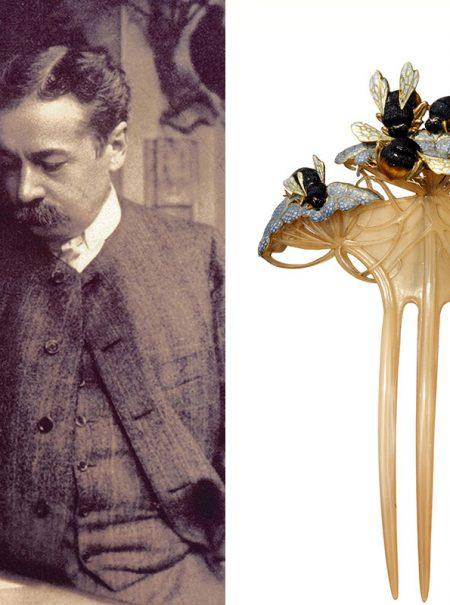 10 cosas que no sabías de René Lalique, el padre de la joyería moderna
