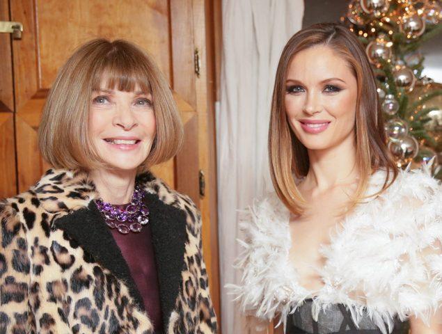 ¿Está Anna Wintour intentado ayudar a Weinstein con el regreso de Marchesa?