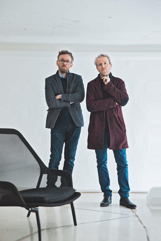 Entramos en el estudio de Ronan & Erwan Bouroullec, iconos del estilo contemporáneo