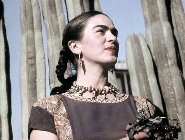 Ocho lecciones de vida que nos enseñó Frida Kahlo