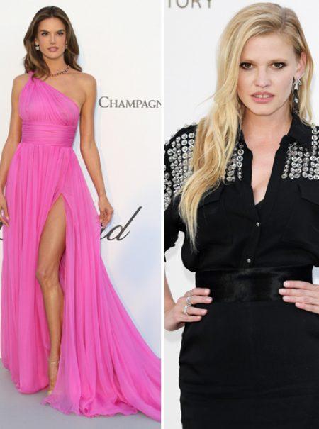 Todos los looks de la gala AmfAR, el evento con más glamour de Cannes