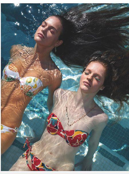 Inmersión pop: así son los bañadores más apetecibles de la temporada
