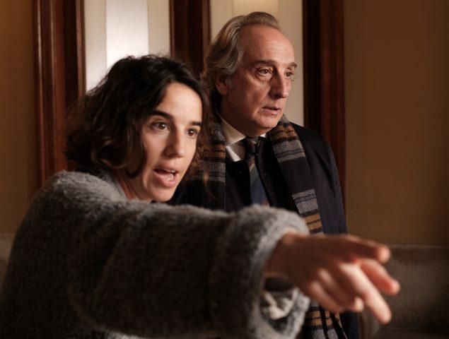 """Mar Coll, directora de 'Matar al padre': """"Quería acabar con los arquetipos de género"""""""