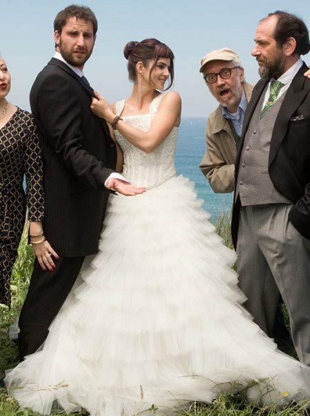Cinco pruebas de que estás frente a una gran boda machista