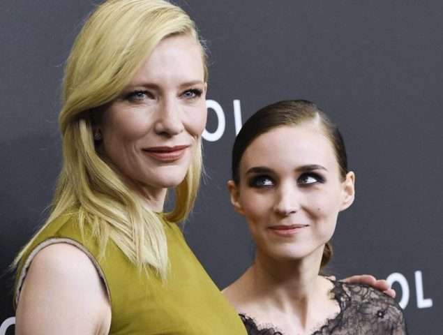 Mujeres embobadas con Cate Blanchett, el nuevo género favorito de Internet