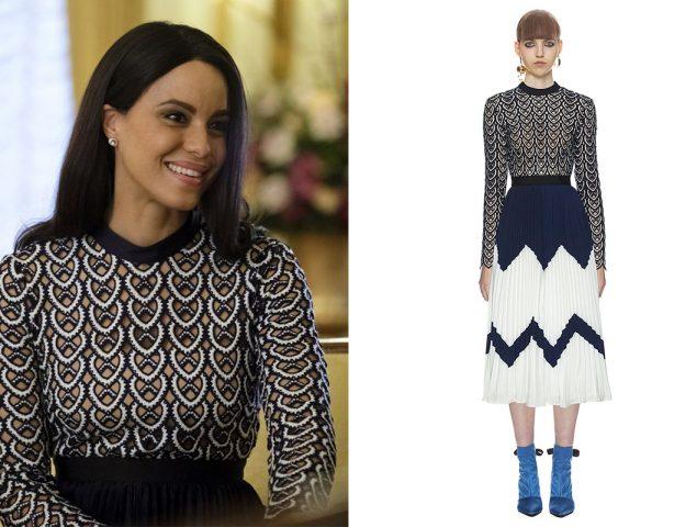 Tres invitadas a la boda de Meghan y Harry eligieron el mismo vestido