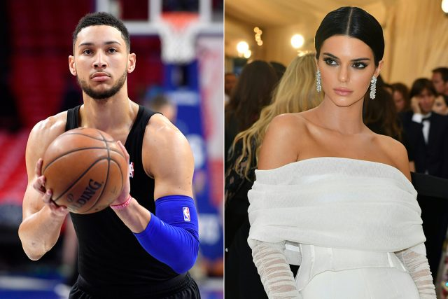 En medio de rumores, aparece la supuesta pareja de Kendall Jenner