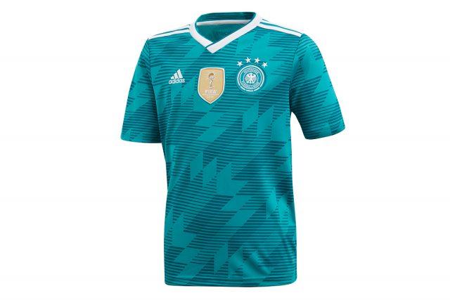 Las 20 camisetas más bonitas del Mundial de Rusia 2018  aee3bef50941d