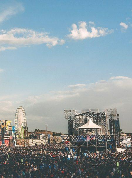 Armani se suma al cartel de la temporada de festivales