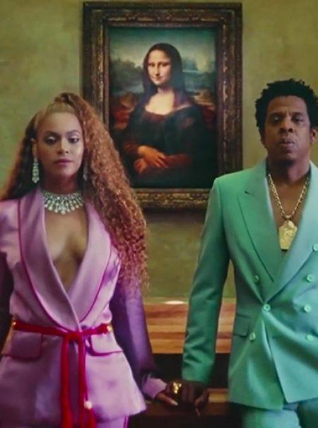 Todas las firmas que lucen Beyoncé y Jay-Z en el videoclip que ha revolucionado Internet